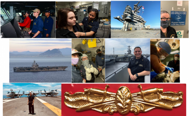 NAPA Happy Hour: SWMDO/CVN/Shipboard Life