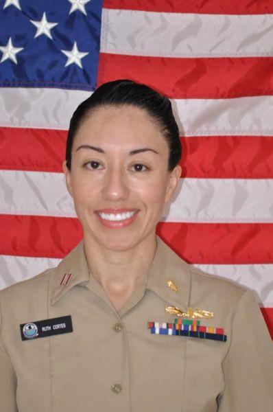 In Memoriam: Lieutenant Ruth Cortes