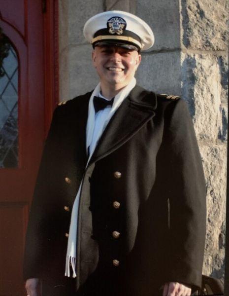 In Memoriam: Lieutenant Michael P. Terp